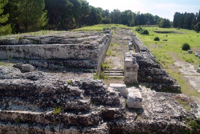 Siracusa Ara di Ierone II
