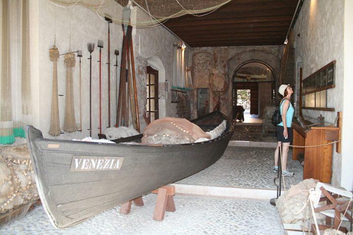 Torri del Benaco Museo Castello Scaligero
