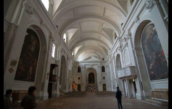 Urbino Chiesa di San Domenico