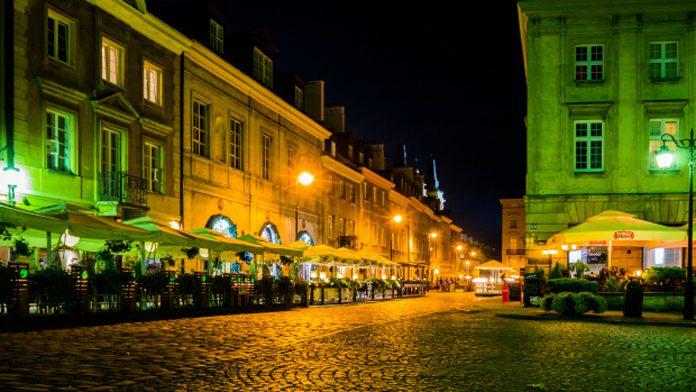Varsavia Città Nuova