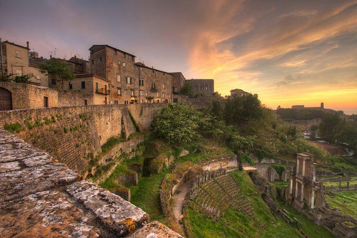 Volterra Antiche Mura