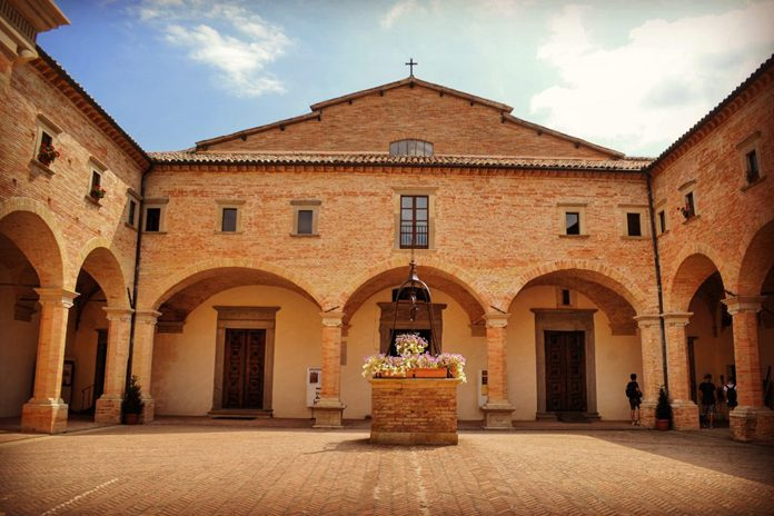 Gubbio Basilica Sant'Ubaldo