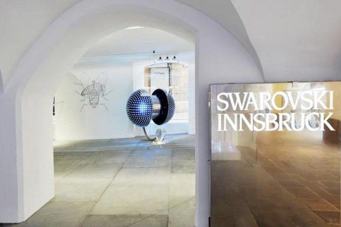 Innsbruck Swaroski Crystal Gallery