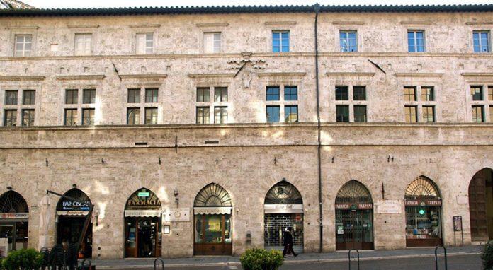 Perugia Università Vecchia