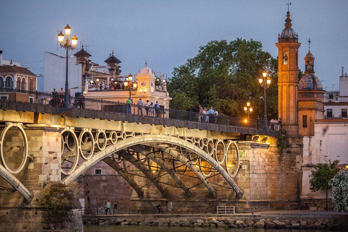 Siviglia Ponte di Isabella II