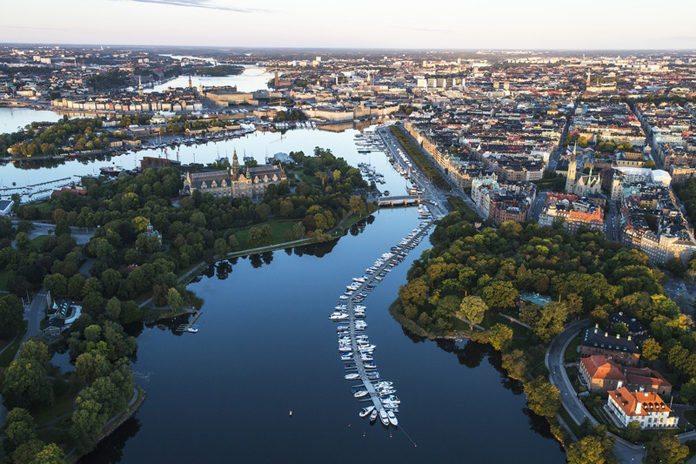 18 Stoccolma Djurgården