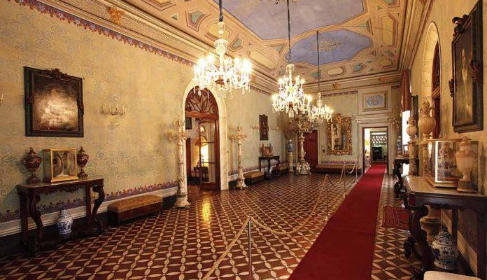 Volterra Palazzo Viti