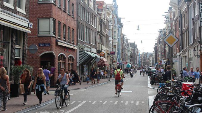 Amsterdam Haarlemmerstraat