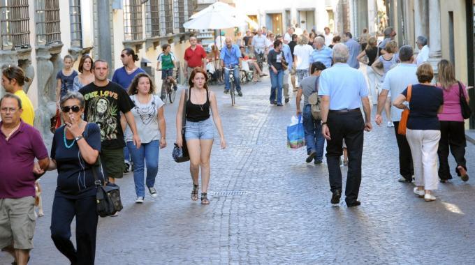 Lucca Via Fillungo