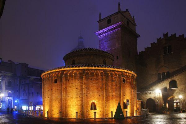 Mantova Rotonda San Lorenzo