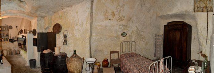 Matera Grotta del Casalnuovo