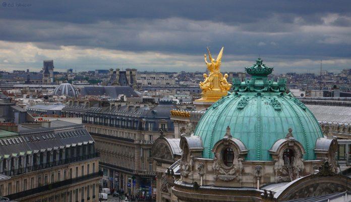 Parigi Dome Opera