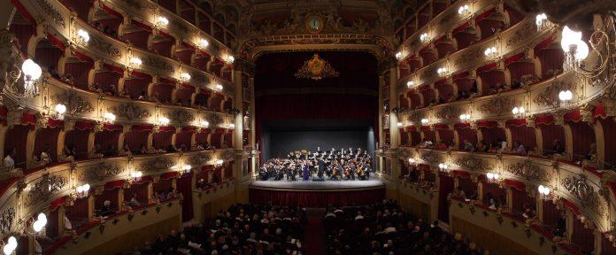 Perugia Teatro Morlacchi