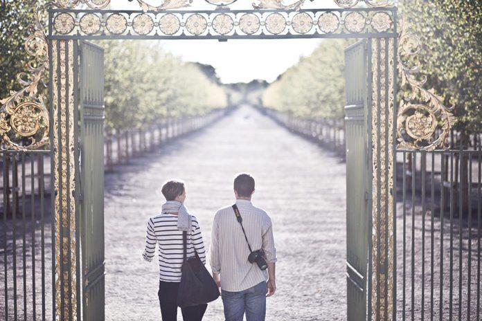 Stoccolma Parco Drottningholm