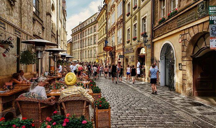 Varsavia Quartiere Praga