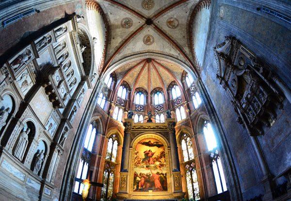 Venezia Basilica dei Frari