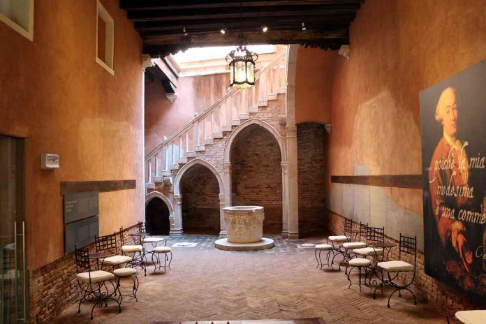 Venezia Casa Goldoni