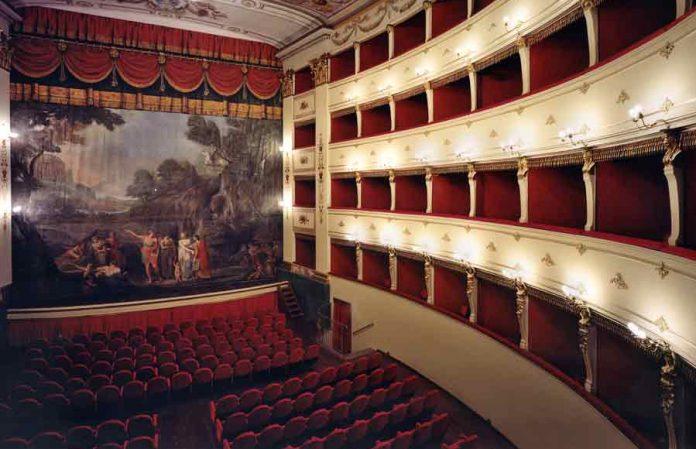 Volterra Teatro Persio Flacco