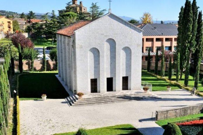 Gubbio Mausoleo Quaranta Martiri