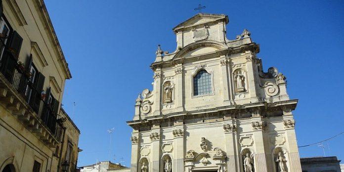 Lecce Santa Maria della Provvidenza