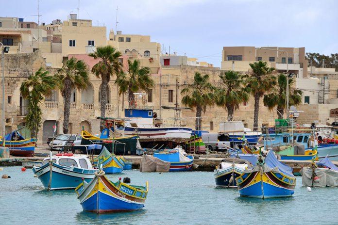 20 Malta Marsaxlokk