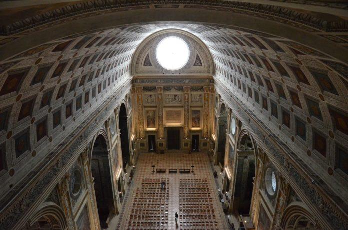 Mantova Concattedrale Sant'Andrea
