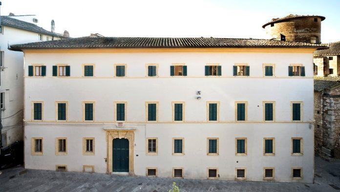 Perugia Palazzo degli Oddi