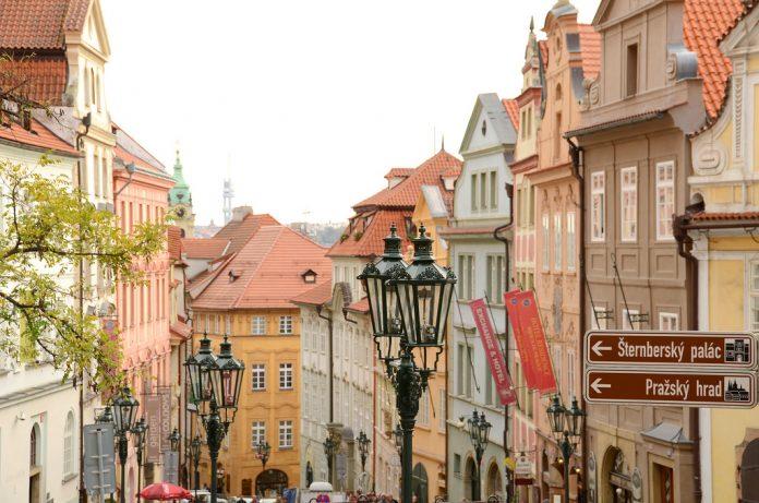 Praga Via Nerudova