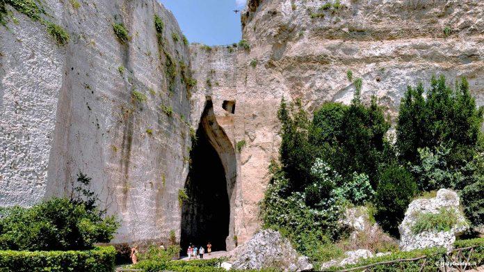 Siracusa Orecchio di Dioniso