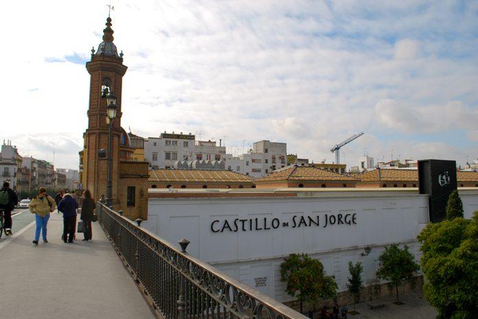 Siviglia Castello di San Jorge