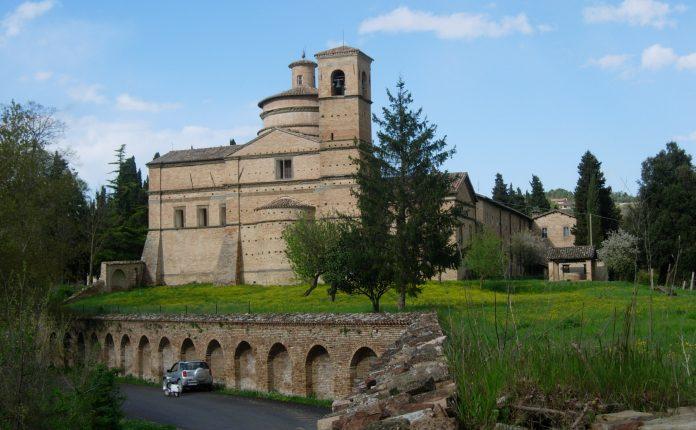 Urbino Mausoleo della Rovere
