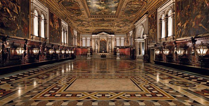 Venezia Scuola Grande San Rocco