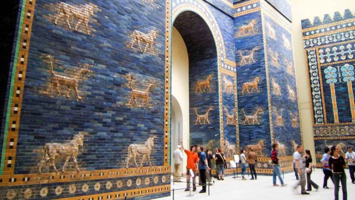 Berlino Museo Pergamo