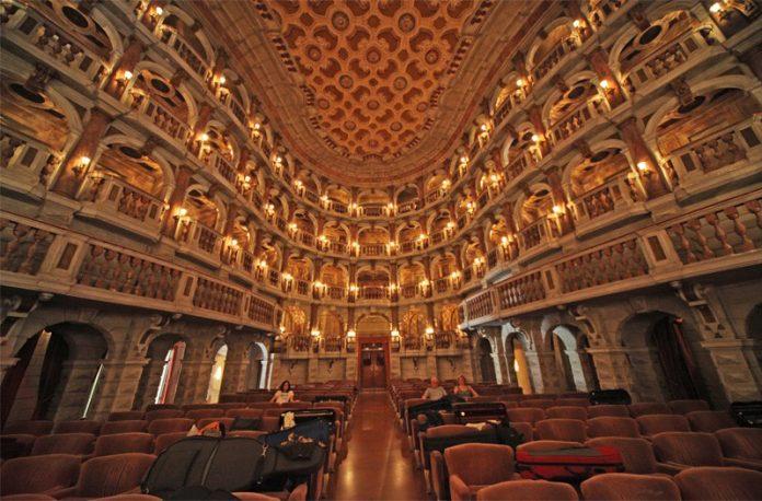 Mantova Teatro Bibiena
