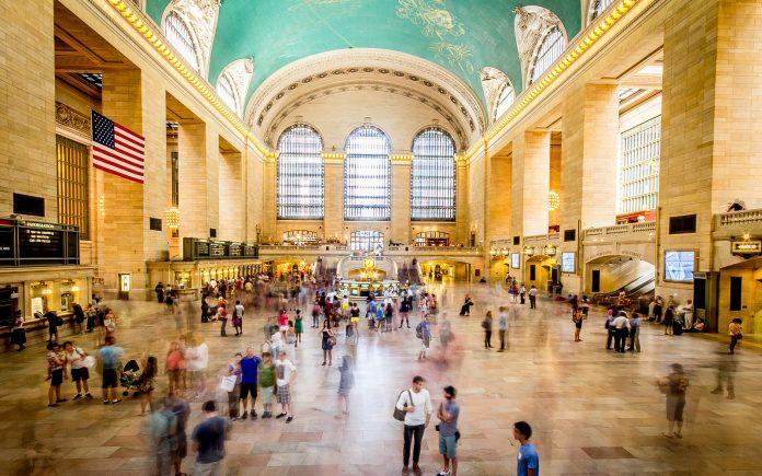 New York Gran Central Terminal