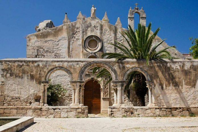 Siracusa Chiesa di San Giovanni