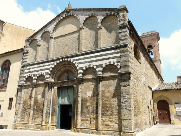Volterra Chiesa San Michele