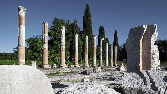 Aquileia Foro Romano
