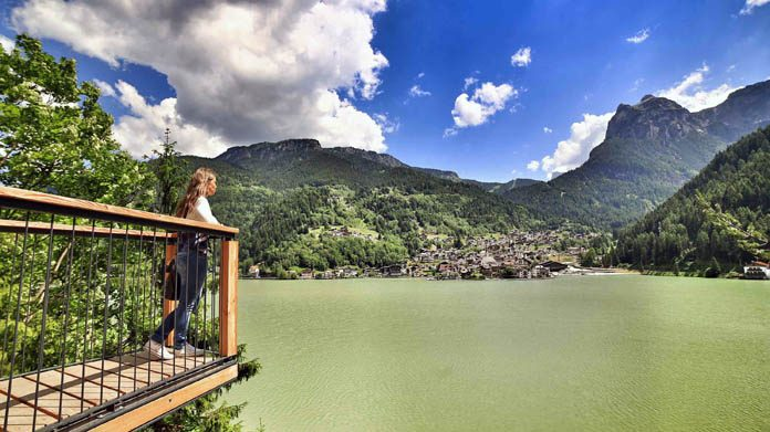 Dolomiti Lago Alleghe