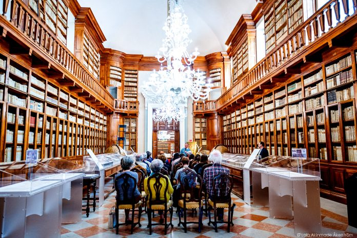 Mantova Biblioteca Teresiana
