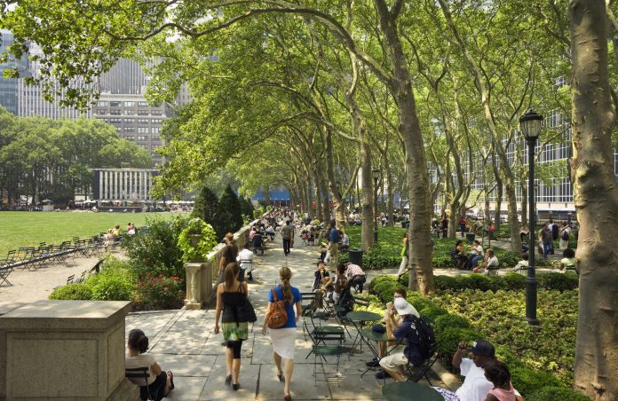 New York Bryant Park