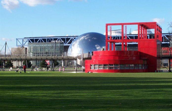 Parigi Parc de la Villette