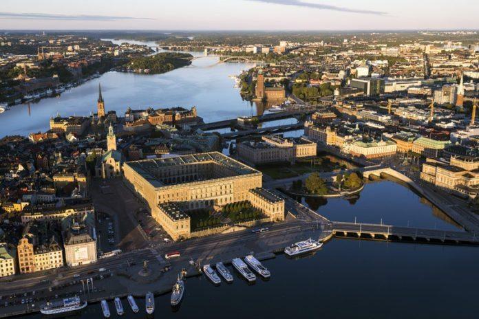 Stoccolma Veduta