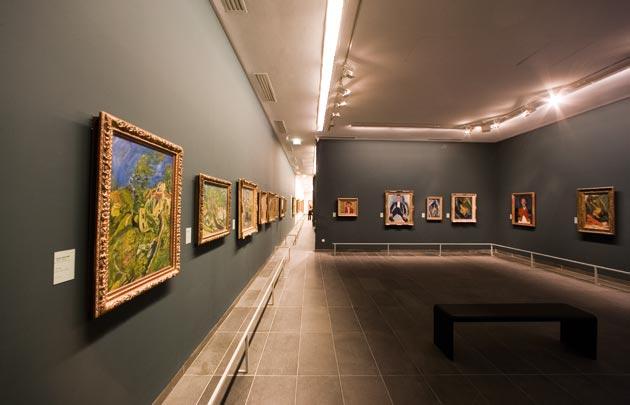 24 Parigi Musée de l'Orangerie