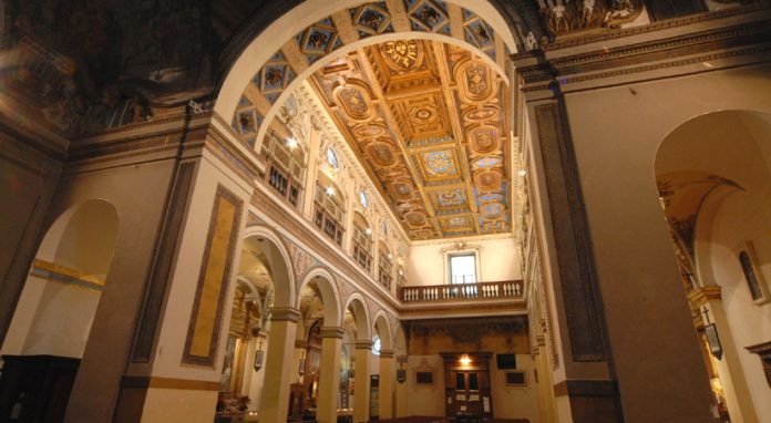 Perugia Chiesa del Gesù