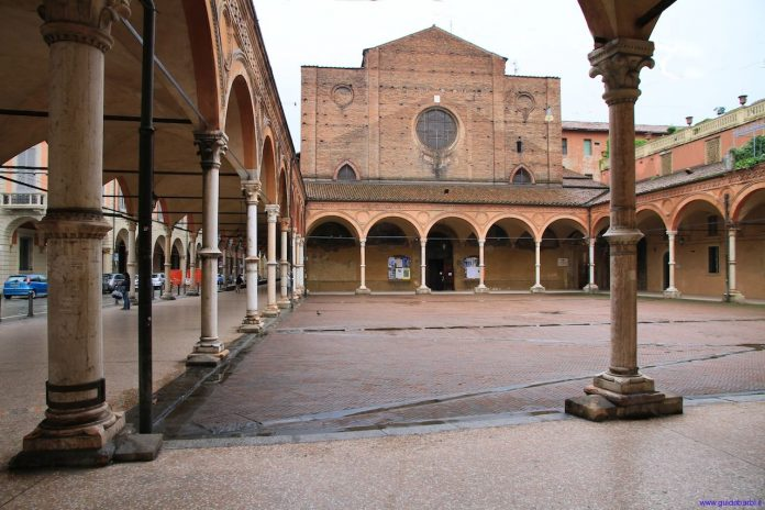 Bologna Santa Maria dei Servi