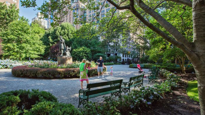 New York Gramercy Park