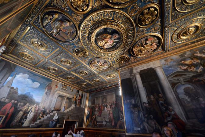 Venezia Gallerie dell'Accademia