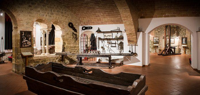 Volterra Museo della Tortura