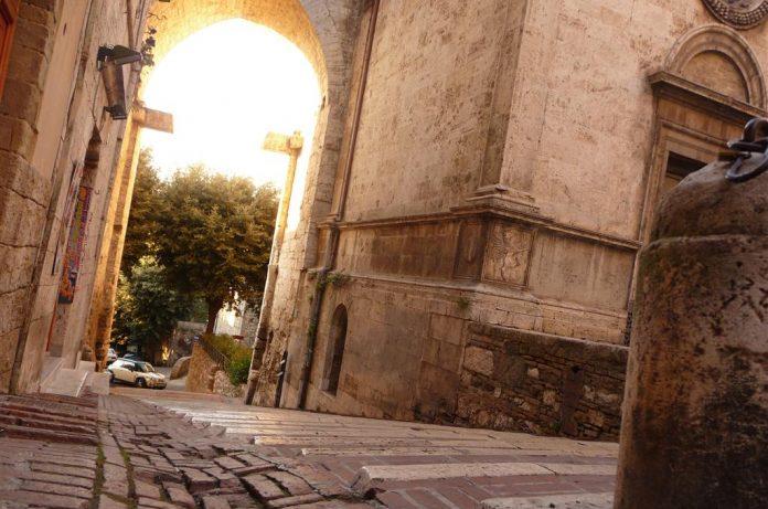 Perugia Porta Trasimena